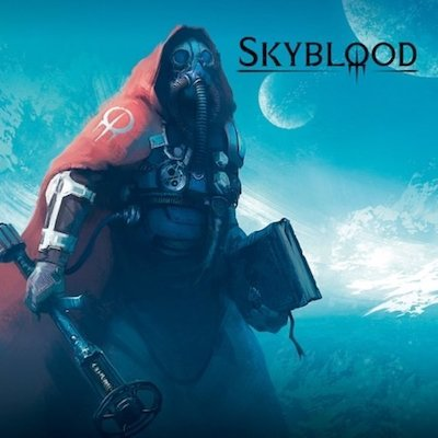 Skyblood - Out Of The Hollow