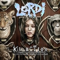 Lordi - I Dug A Hole In The Yard For You