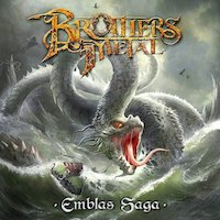 Brothers Of Metal - One