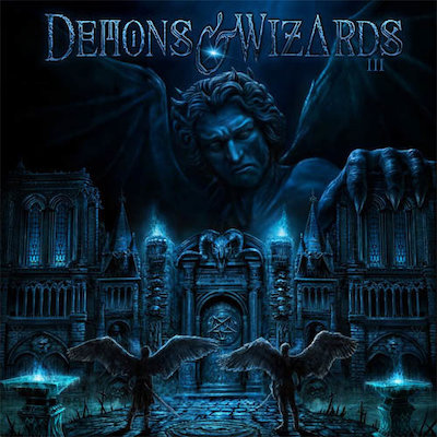 Demons & Wizards - Diabolic