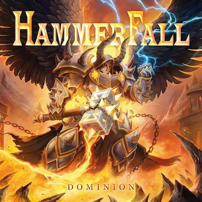 Hammerfall - Second To One [Ft. Noora Louhimo]