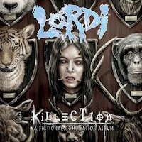 Lordi - Like A Bee To The Honey