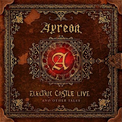 Ayreon - Garden Of Emotions [live]