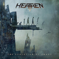 Heathen - Evolution Of Chaos - 10 Year Anniversary Reissue