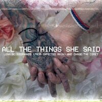 Lena Scissorhands [Ft. Chase The Comet] - All The Things She Said [T.A.T.U Cover]