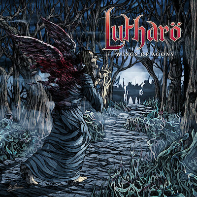 Lutharo - Wings Of Agony