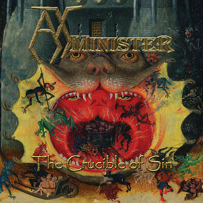 Axminister - The Succubus And The Crucible Of Sin