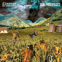 Dim Prospects / Flowers In Concrete - Split