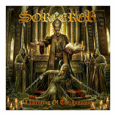 Sorcerer - Path To Perdition