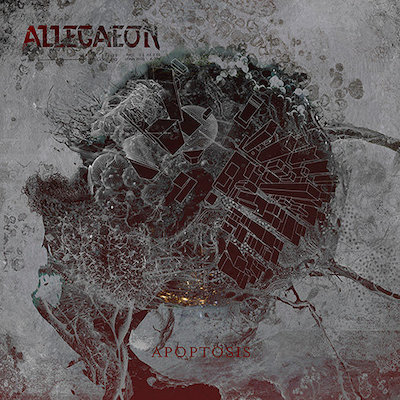 Allegaeon - Stellar Tidal Disruption