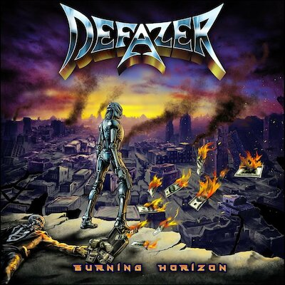 Defazer - Behind The Shadows