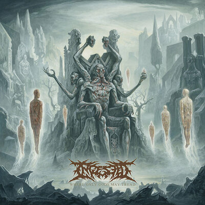 Ingested - Dead Seraphic Forms