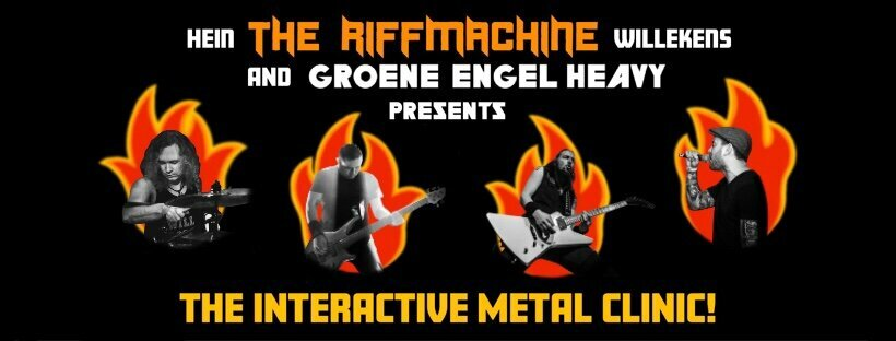 the-riffmachine-groene-engel-banner