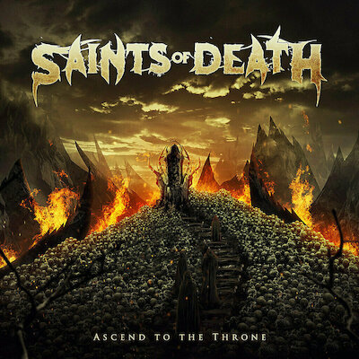 Saints Of Death - God Can't Help You Now