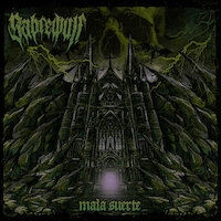 Sabrewulf - Inverted Faith