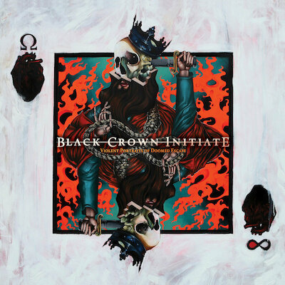 Black Crown Initiate - Death Comes In Reverse