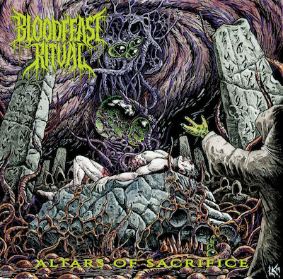 Bloodfeast Ritual - Chopped Up And Burned