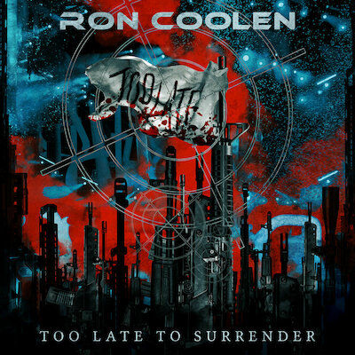 Ron Coolen - Too Late To Surrender
