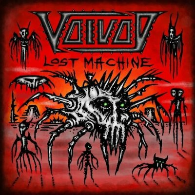 Voivod – The Lost Machine [live]