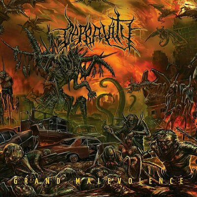 Depravity - Castrate The Perpetrators
