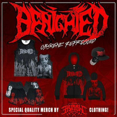 Benighted - Stab The Weakest [Special Halloween 2020 single]