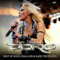 Doro - Magic Diamonds: Best of Rock, Ballads & Rare Treasures