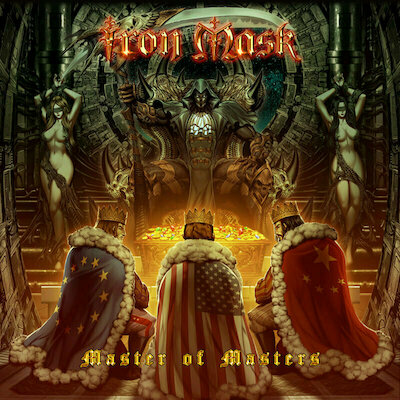 Iron Mask - Wild And Lethal