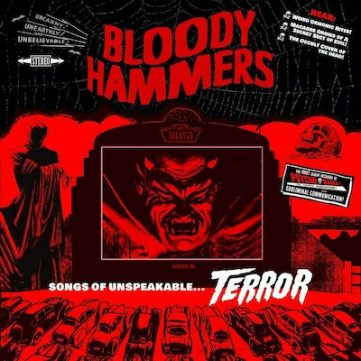 Bloody Hammers - Hands Of The Ripper