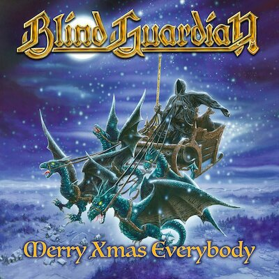 Blind Guardian - Merry Xmas Everybody [Slade cover]
