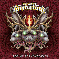 20 Watt Tombstone - Year of the Jackalope