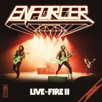 Enforcer - From Beyond [live]