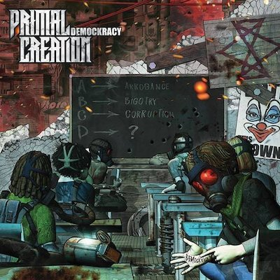 Primal Creation - Retain The Fight