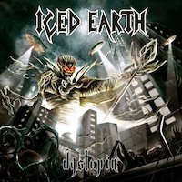 Iced Earth video voor Anthem online