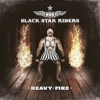 Black Star Riders - Cold War Love