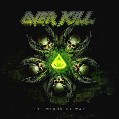 Overkill - Welcome To The Garden State