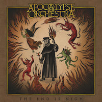 Apocalypse Orchestra - The Garden Of Earthly Delights