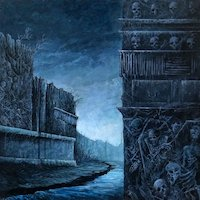 Temple Nightside - Fortress Of Burden And Distress