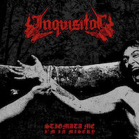 Inquisitor - On A Black Red Blooded Cross