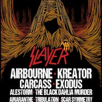 Slayer naar Into the Grave 2016