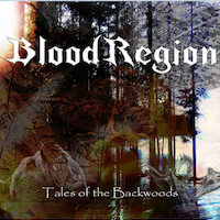 Blood Region - Korpi Metal Riders (From The Osthrobotnian Gates)
