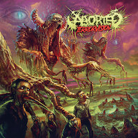 Aborted - Deep Red
