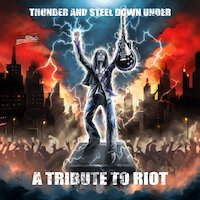 Various Artists - Thunder And Steel Down Under - A Tribute to Riot