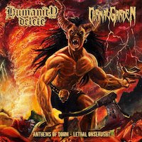 Carnal Garden / Humanity Delete - Anthems Of Doom / Lethal Onslaught